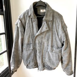 GUESS vintage Georges marciano acid washed jacket